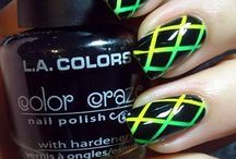 Nails / Nail design ideas.  / by Alicia Campbell