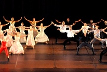 Theatre, love and dance
