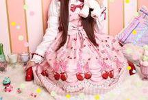 Lolita / Super Kawaii!  ちょう可愛いね?