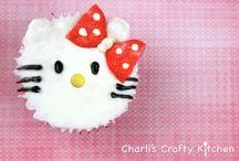 Easy Kids Cupcakes / So cute but so easy