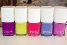 PRISSY / Photos of Prissy Cosmetics nail polish