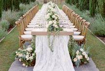 Garden Wedding Reception Inspiration / Divine garden parties to celebrate all things l.o.v.e. xx
