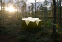 Sweden's National Parks / A new brand strategy and visual identity, including an extensive information system, has been developed for Sweden's National Parks. The new identity can now be experienced at Hamra National Park, where it interacts with primeval forests, pristine mires and rare bugs.