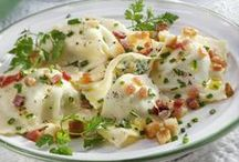 Pasta Rezepte / Einfache und leckere Pasta Rezepte für deine Küche zuhause.
