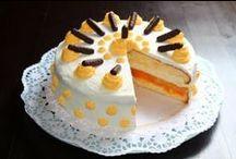 Torten / Köstliche Rezepte für Torten findest du hier auf Kochrezepte.at. Eine Torte selber zu backen, ist einfacher als man denkt.