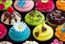 Cupcakes / Leckere Rezepte für Cupcakes findest du hier bei uns. Wir bieten dir eine große Auswahl an Kochkreationen rund um das Thema Cupcakes.