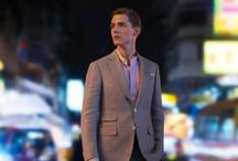 Style from Hong Kong / by Jonathan Yee - Style Director of Manifesto / by Canali