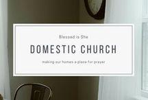 domestic church