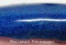 Superficially Colorful Lacuqer / Superficially Colorful Lacquer  http://sclacquer.com/ http://www.polishedpathology.com