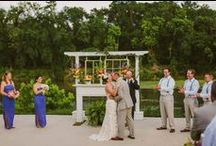 """Wedding Venues - Lost Pines Region 