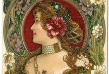 Szecesszió - Art nouveau