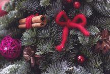 Merry Christmas / Новогодние композиции к вашему празднику