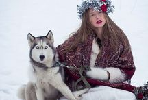 Winter inspirations / Photo Dariya Safonova Muah Anastasiya Loginova Flowers&decor Студия Цветов TRAVA