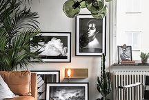 Home Interiors. / Interiors.