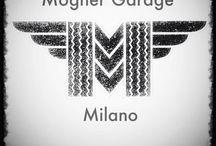 Mögher Garage Milano / Arte in movimento