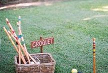 Our Range - Lawn Games / All items available for hire for your wedding or event!