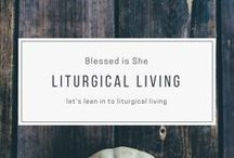 liturgical living / Celebrate more of this beautiful Catholic faith with a board full of Christmas crafts, Halloween costumes, Lent and Easter observances, Thanksgiving crafts, feast day ideas, and every other holiday where we get to celebrate this gift of life.