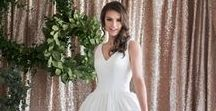 Fall 2016 collection / Wedding dresses from the Fall 2016 Collection