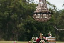 Our Range - Chandeliers & Globes / All items available for hire for your wedding or event!
