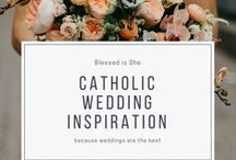 Catholic Wedding Inspiration