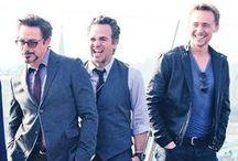 Lust!!! / 90% Tom Hiddleston and Benedict Cumberbatch aka The Life Ruiners / by Brenna Shultz
