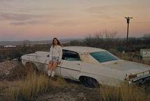 on the road / roadtrip dreams
