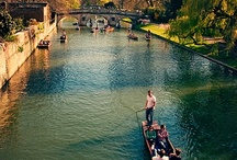 Cambridge / Views, attractions and places of interest in Cambridge