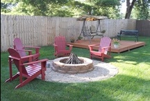 Backyard Ideas / by Tammy Wilson