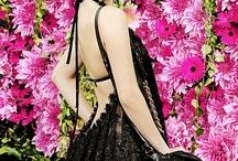 If you wear that velvet dress