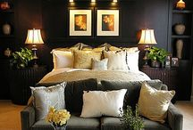 Homes - interiors & decor / by June Oxborough