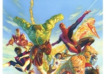 Marvel: Official Art / Magnificient Marvel artwork available on www.artinsights.com. Curated by the staff at ArtInsights Gallery