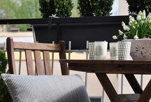 Home - Backyard & Balkony