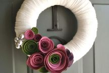 Crafts - Door Wreaths
