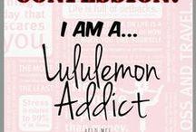 lululemon...keep movin' lulus
