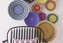 African Baskets In Use / If you have baskets from Baskets of Africa, please send us pictures of them in your home, office, at the market, or anywhere else and we'll post them on this board! Please email higher resolution and quality images to us at info@basketsofafrica.com. Thank you!