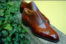 The best dress shoes for men. / A compilation of the most beautiful dress shoes for men. / by Pritchard Hemsley