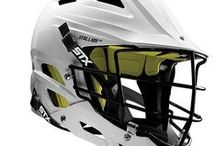 Lacrosse Helmets / by Madlax