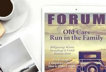 FGS FORUM Magazine / FGS publishes FORUM, a quarterly interactive electronic magazine providing current information essential to the informed genealogist.  #genealogy
