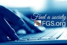 FGS Member Network / by Federation of Genealogical Societies