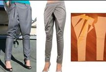 5.női nadrág-szabásminták