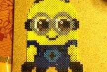 Minion's of beads