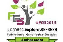 FGS Ambassadors / Posts by and about FGS Ambassadors. / by Federation of Genealogical Societies