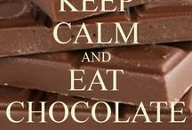 ❤️ Chocolate ❤️ / Yes, I love chocolate. This is what I live for! I'm addicted. I'm a proud chocoholic ❤️