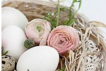 Easter favorites / Kauneimpia ja herkullisimpia pääsiäisihanuuksia