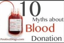 Blood Myths Busted