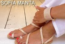 SS2015 / Leather Sandals for SS2015