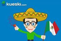 Festeja con Kueski / Kueski te acompaña en las efemérides