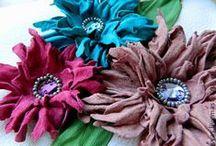 1.díszítés-textilvirágok