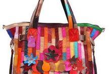 2.bags-patchwork,multicolor