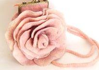 2.bags-virágok,levélminták 3D